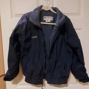 Womens L columbia jacket